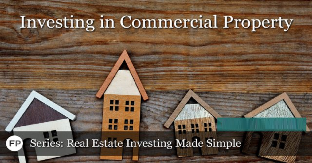 Investing in Commercial Propert