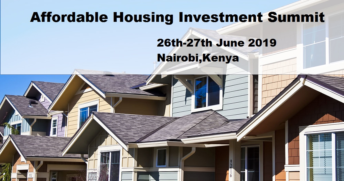 Affordable Housing Investment Summit