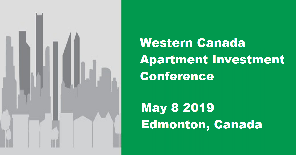 The 2nd annual Western Canada Apartment Investment Conference