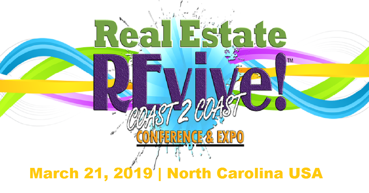 Real Estate REvive Conference & Expo 2019