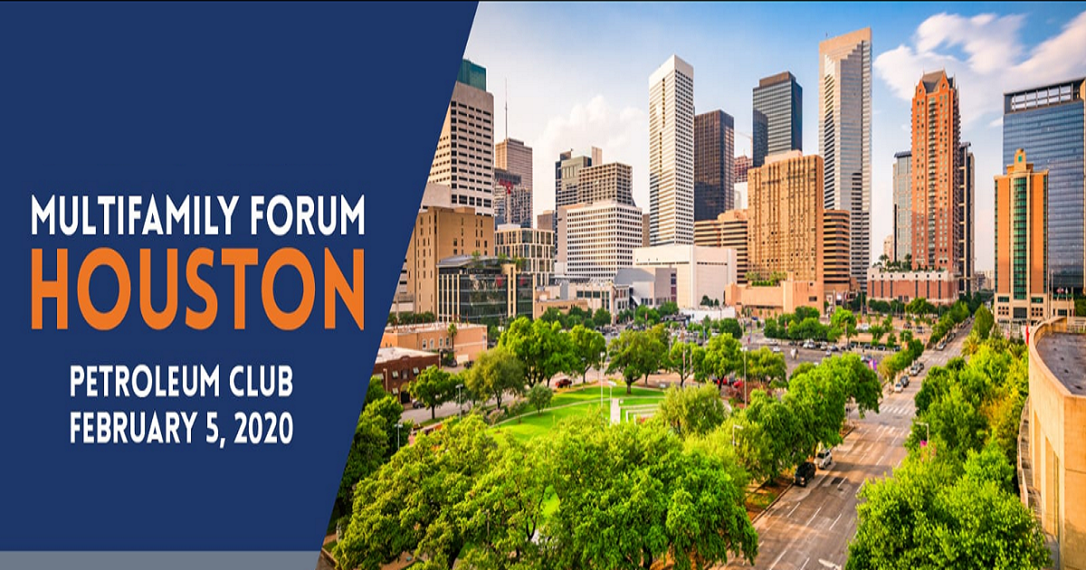 IPA Multifamily Forum: Houston