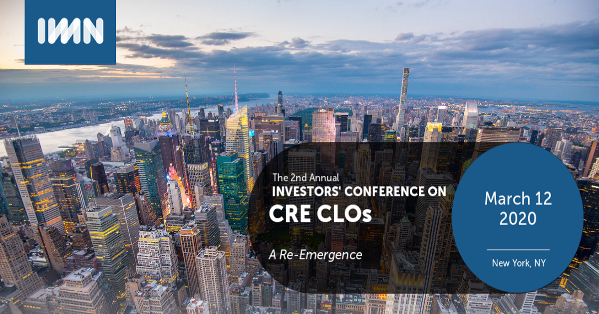 2nd Annual Investors' Conference on CRE CLOs
