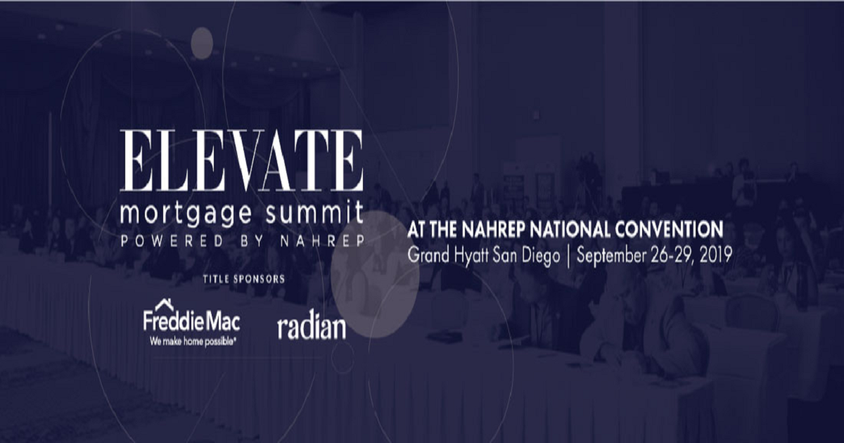 Annual Elevate Mortgage Summit