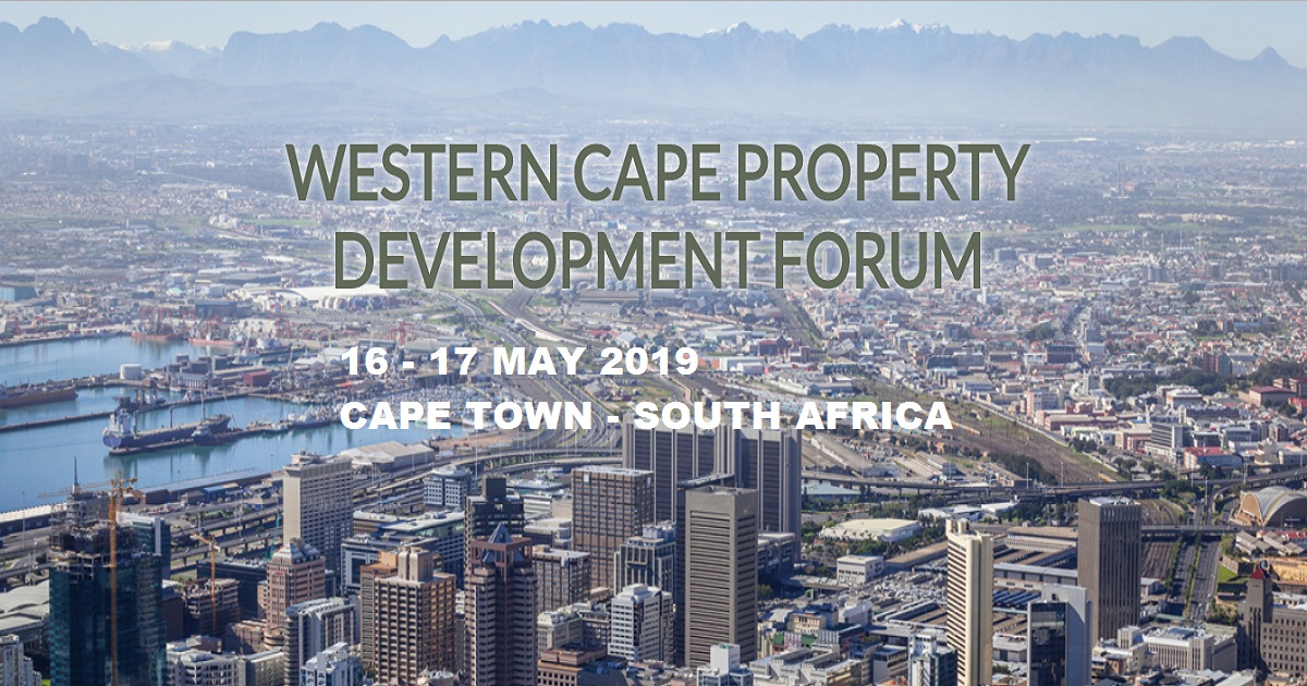6TH ANNUAL CONFERENCE WESTERN CAPE PROPERTY DEVELOPMENT
