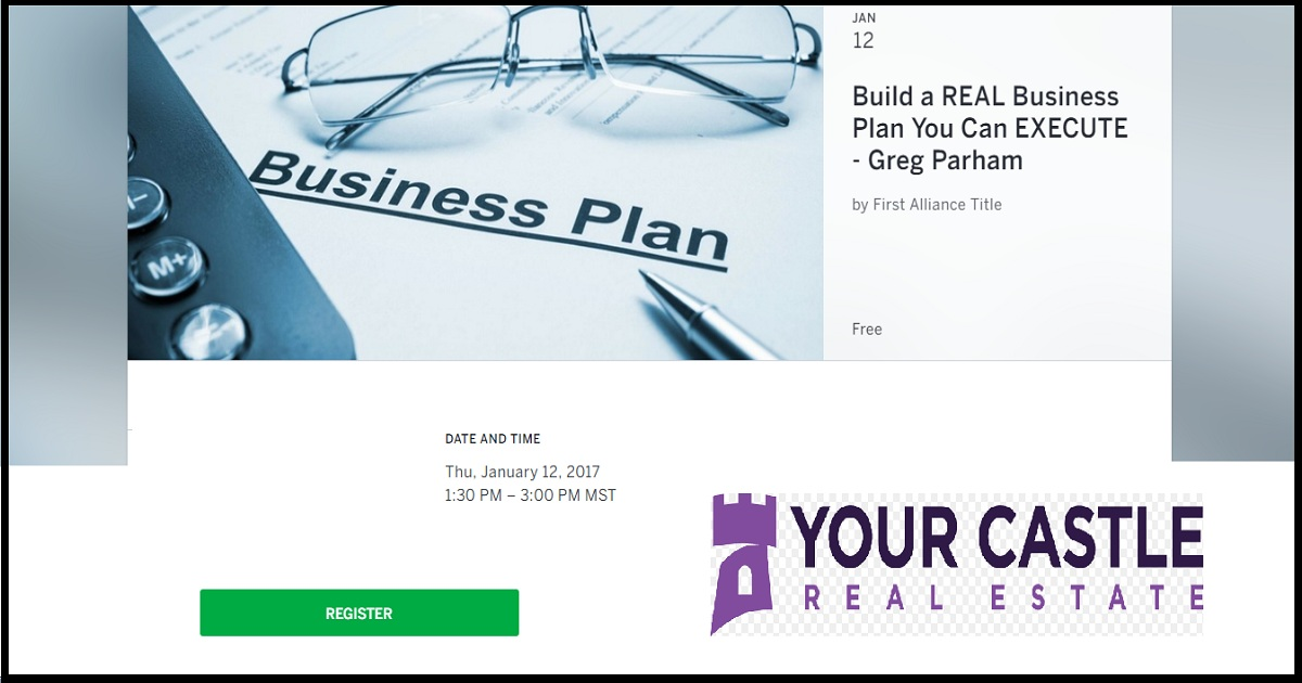 Real Business Plans