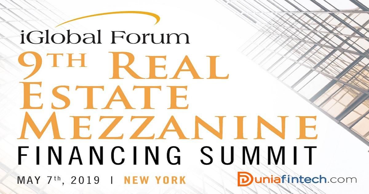 9th Real Estate Mezzanine Financing Summit