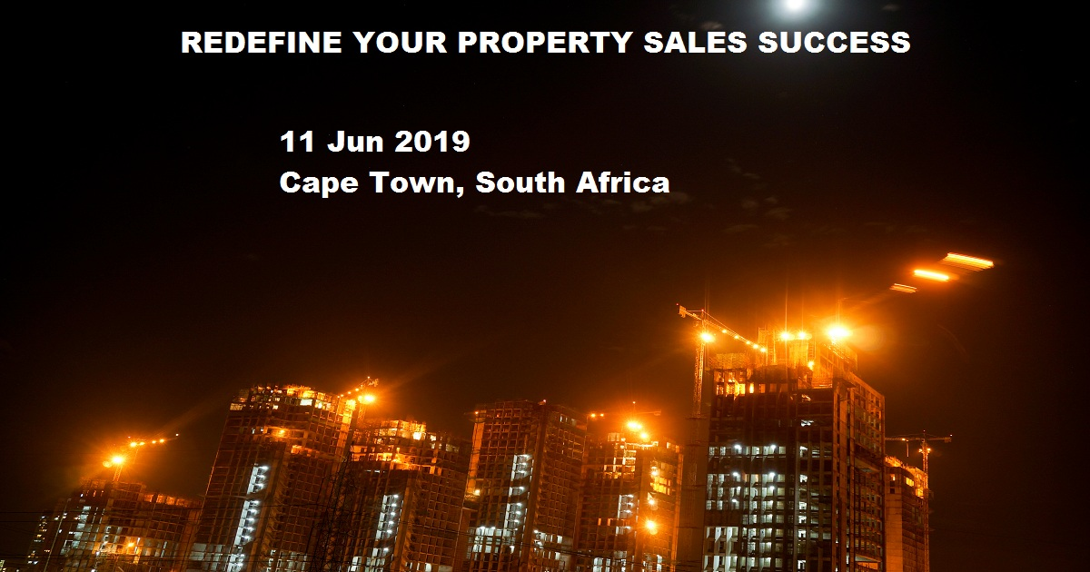 REDEFINE YOUR PROPERTY SALES SUCCESS