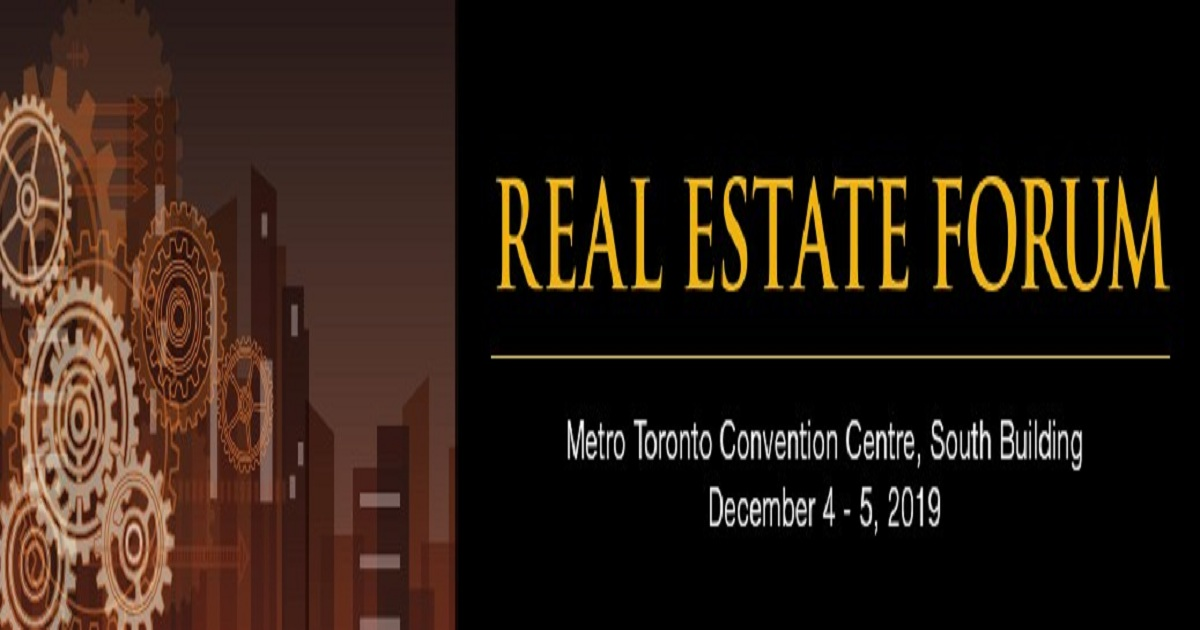The Real Estate Forum