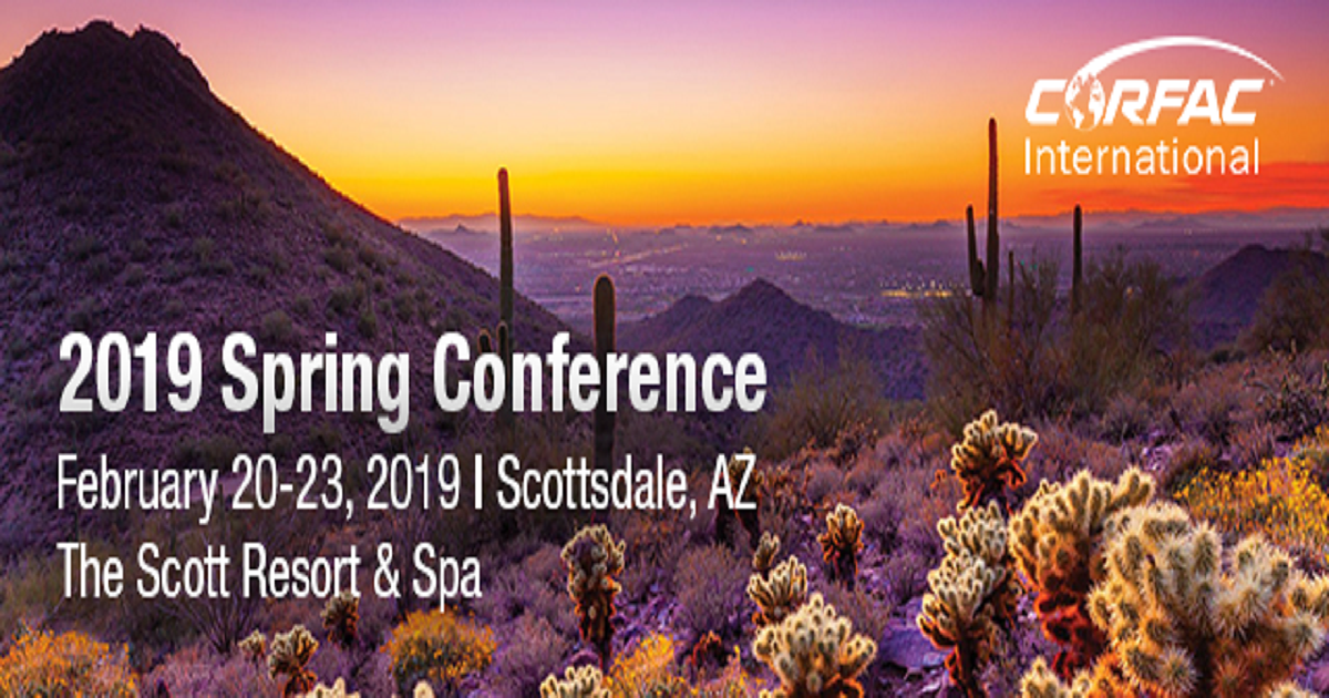 2019 SPRING CONFERENCE