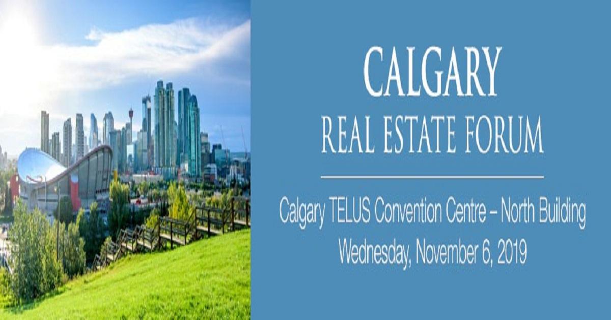21st annual Calgary Real Estate Forum