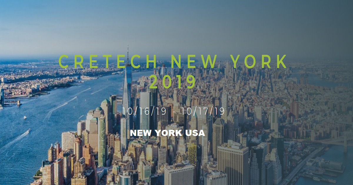 CRETECH NEW YORK 2019