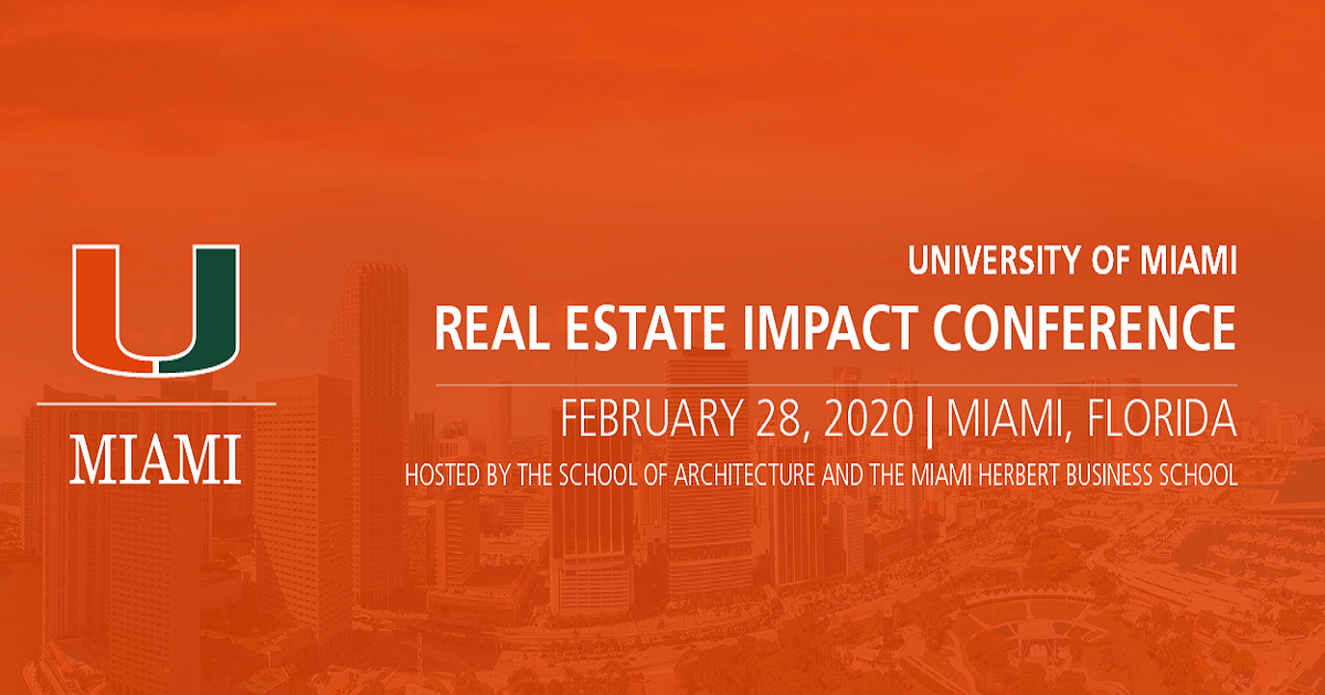 Real Estate Impact Conference 2020