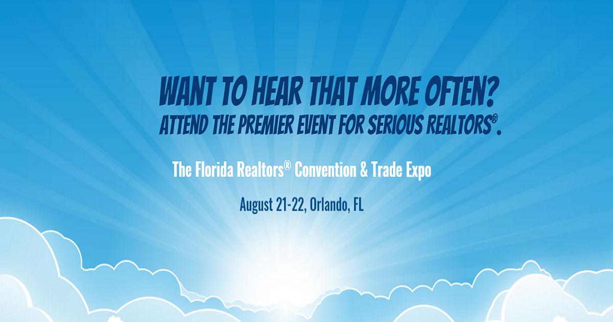 Florida Realtors Convention & Trade Expo