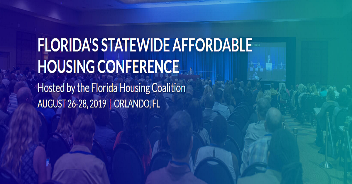 FLORIDA'S STATEWIDE AFFORDABLE HOUSING CONFERENCE