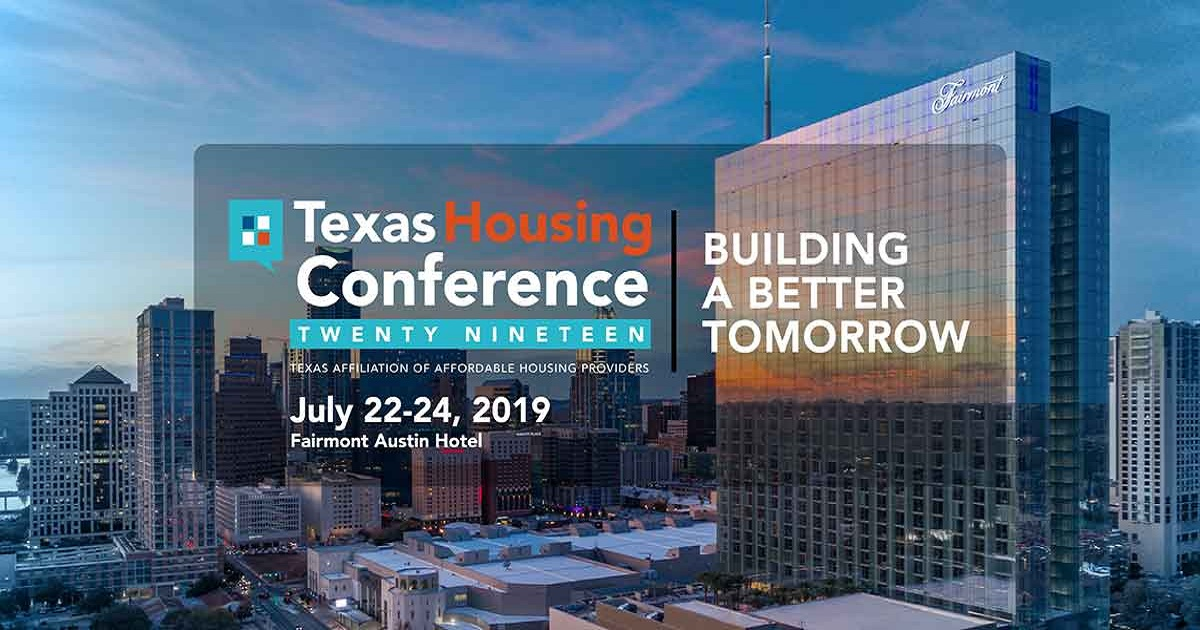 2019 Texas Housing Conference