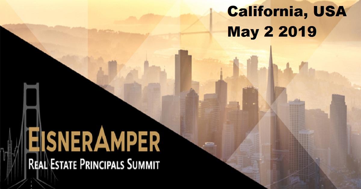 California: Real Estate Principals Summit