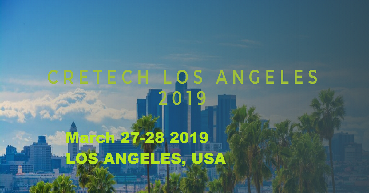 CRETECH LOS ANGELES 2019