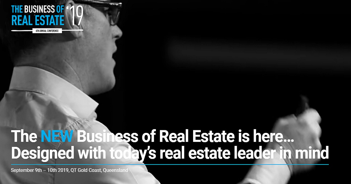 The Business of Real Estate 2019