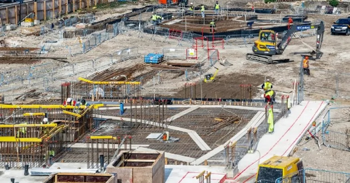 Government announces new funding to enable 8,500 new homes to be built