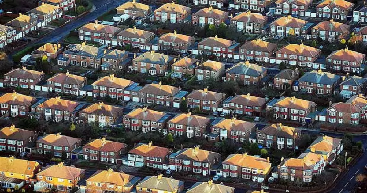 Converting empty spaces on UK high streets could reverse the housing shortage