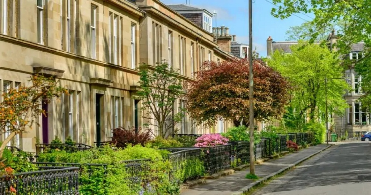 Scotland is best country in UK for buy to let with Glasgow the best city