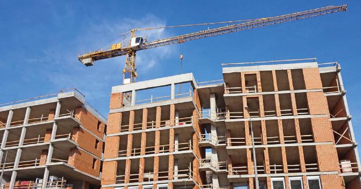 U.S. Housing Starts Rise as Apartment Groundbreaking Gains