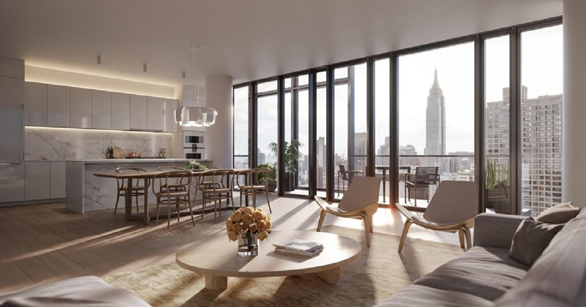 Solow Building Launches Luxury NYC Condo Sales