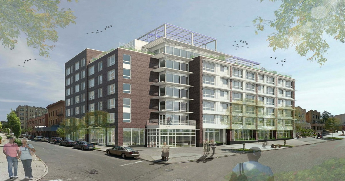 Bronx Low Income Housing for LGBT Seniors Underway