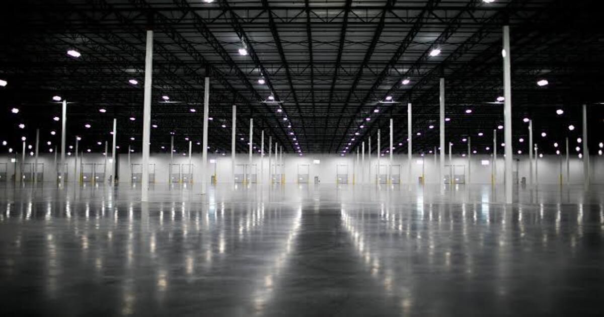 Change in Buying Habits Leads to Real Estate Warehouse Boom