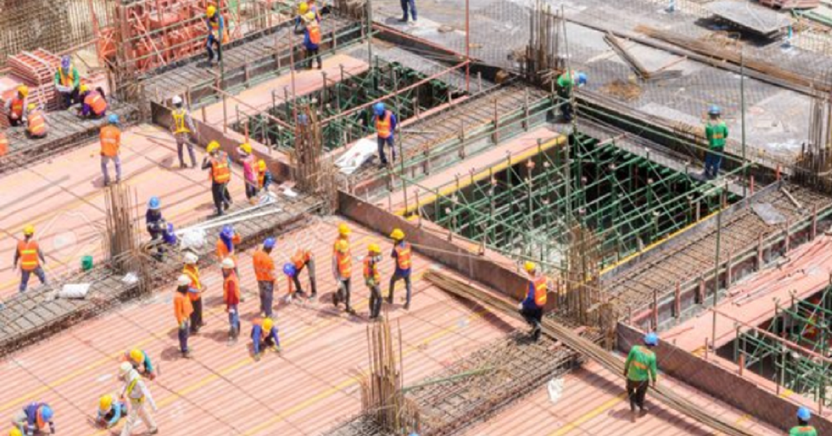 Construction input prices inch down in December