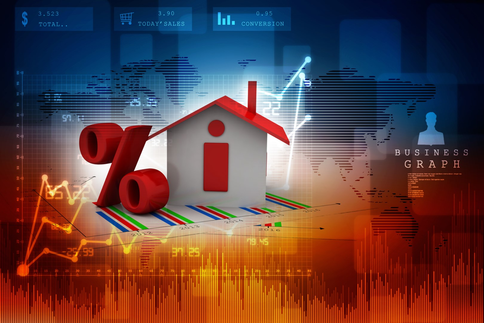Mortgage Rates Today, Friday, Oct. 7: Little Change, Rents in West to Surge