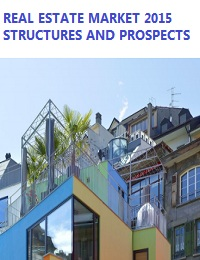 REAL ESTATE MARKET 2015 STRUCTURES AND PROSPECTS